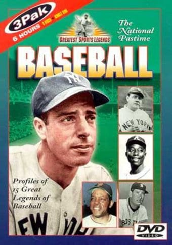 The National Pastime: Profiles of 15 Great