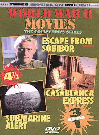 World War II Movies - Escape from Sobibor /