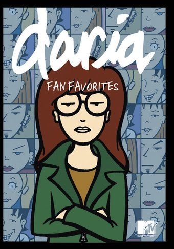 Daria - Fan Favorites (2-Disc)
