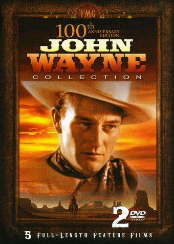 John Wayne - 100th Anniversary 5-Film Collection