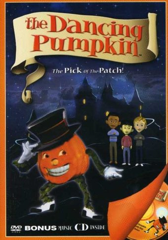 Halloween: The Dancing Pumpkin (CD+DVD)