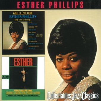 And I Love Him (Sings Great Love Songs) / Esther