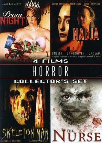 Horror Collector's Set (Prom Night / Nadja /