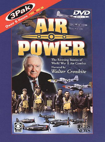 WWII - Air Power (3-DVD)