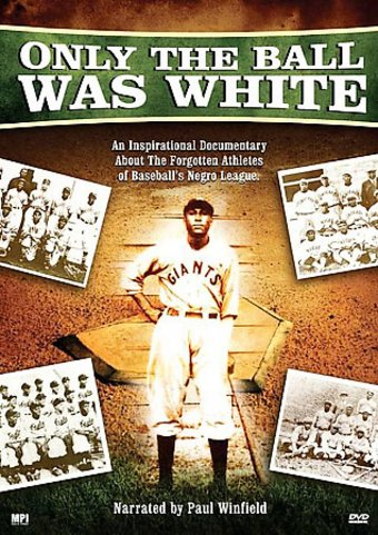 Baseball - Only The Ball Was White
