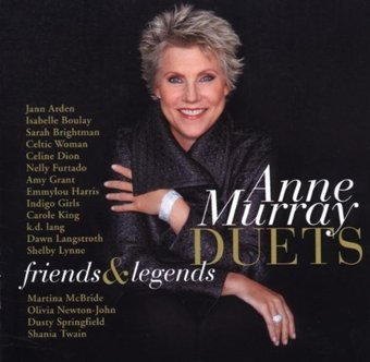 Duets, Friends & Legends