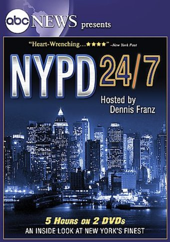 ABC News Presents - NYPD 24/7 (2-DVD)