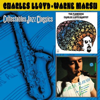 Flowering of The Original Charles Lloyd Quartet /