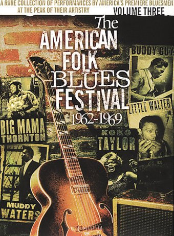 American Folk Blues Festival 1962-1969, Volume 3