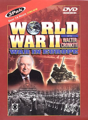 WWII - World War II with Walter Cronkite: The War