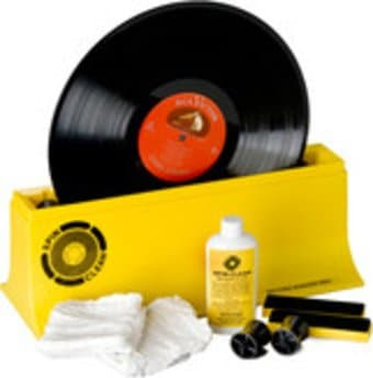 Spin-Clean MK II LP Washer System