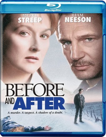 Before and After (Blu-ray)