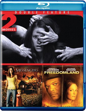 The Messengers / Freedomland (Blu-ray)