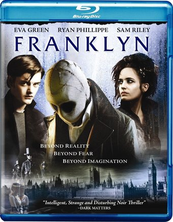 Franklyn (Blu-ray)