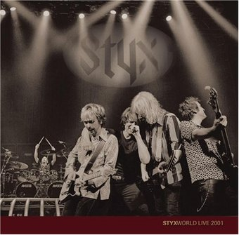 Styx World: Live 2001