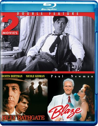 Billy Bathgate / Blaze (Blu-ray)