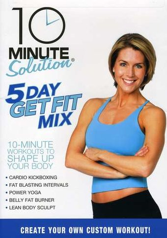 5 Day Get Fit Mix