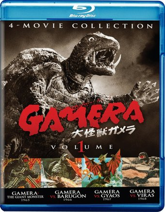 4-Movie Collection, Volume 1 (Blu-ray)