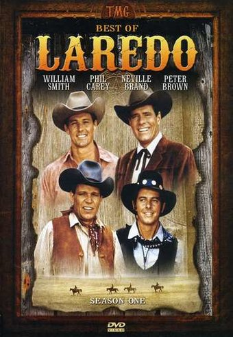 Laredo - Season 1: Best of - Volume 1 (5-Episode