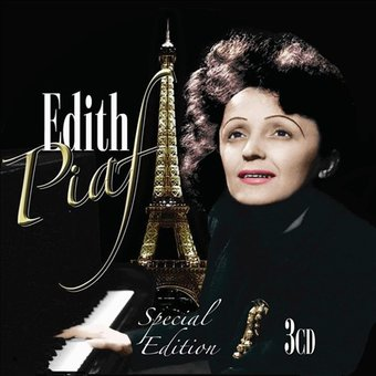 Edith Piaf [United Audio] (3-CD Box Set)