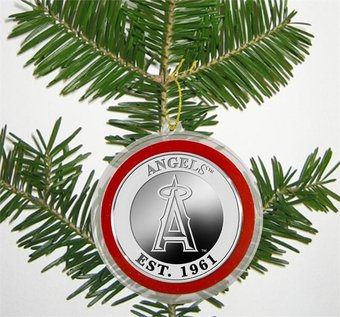 Baseball - Los Angeles Angels - Silver Coin
