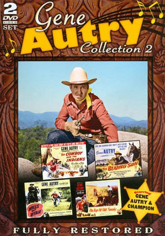 Gene Autry Collection 2 (The Cowboy and the