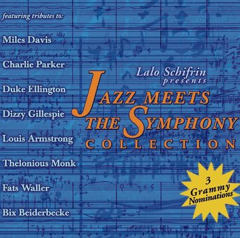 Jazz Meets Symphony Collection (5-CD)