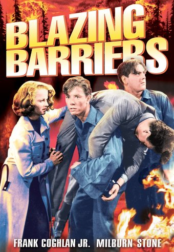 "Blazing Barriers - 11"" x 17"" Poster"