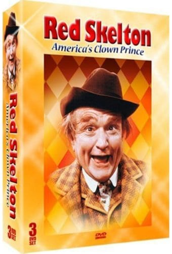 Red Skelton - America's Clown Prince (3-DVD)