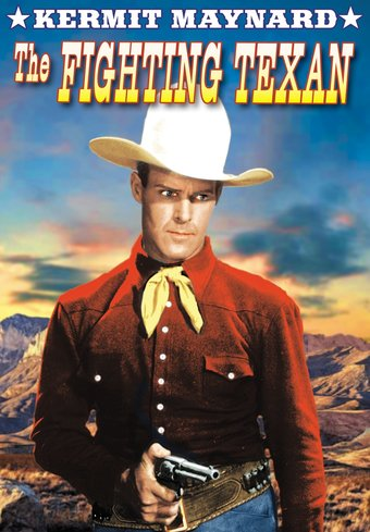 "The Fighting Texan - 11"" x 17"" Poster"
