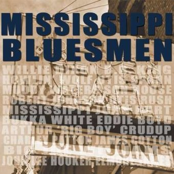 Mississippi Bluesmen (3-CD)
