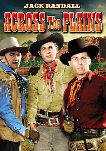 "Across The Plains - 11"" x 17"" Poster"