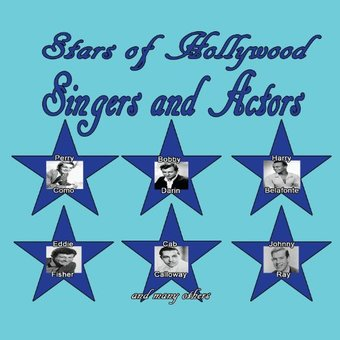 Stars of Hollywood: Singers & Actors (3-CD)