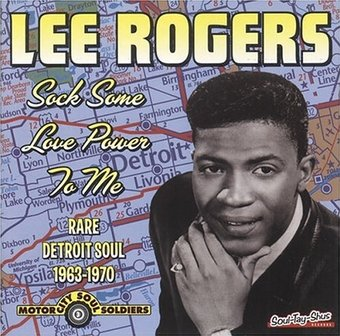 Lee Rogers Sock Some Love Power To Me