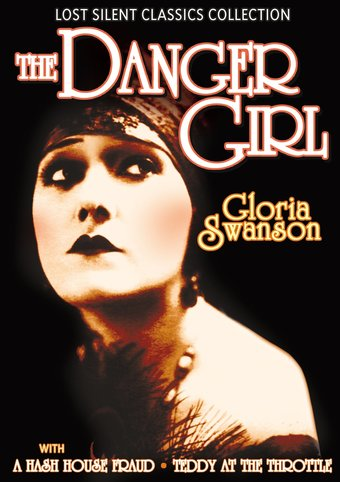 The Danger Girl (1916) / A Hash House Fraud