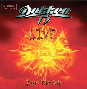 Live from the Sun [CD & DVD] (2-CD)