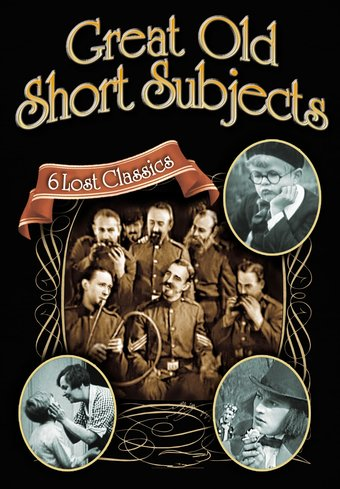 Great Old Short Subjects: Poetic Gems - The Old