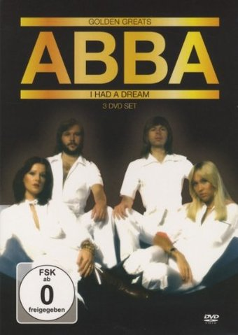 ABBA - Golden Greats: I Had A Dream (3-DVD)