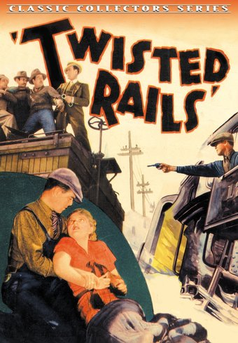 "Twisted Rails - 11"" x 17"" Poster"