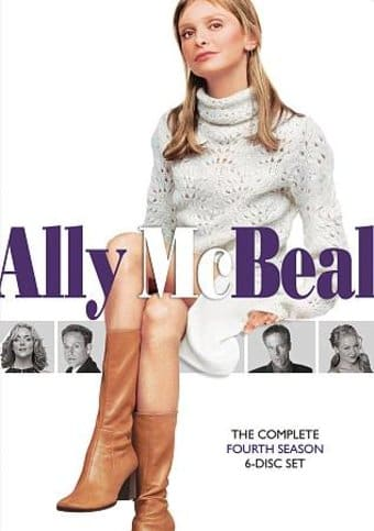 Ally McBeal - Complete 4th Season (6-DVD)