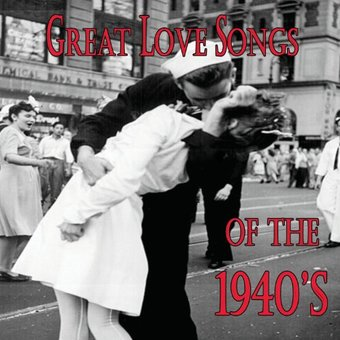 Great Love Songs of the 1940's (3-CD)