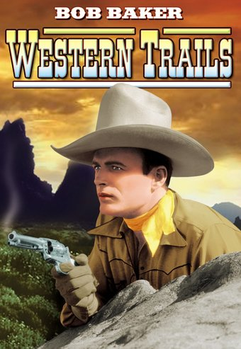 "Western Trails - 11"" x 17"" Poster"