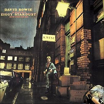 The Rise And Fall Of Ziggy Stardust And The