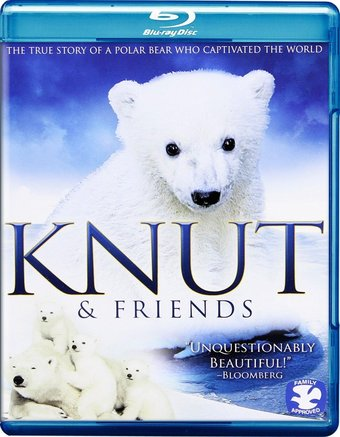 Knut & Friends (Blu-ray)