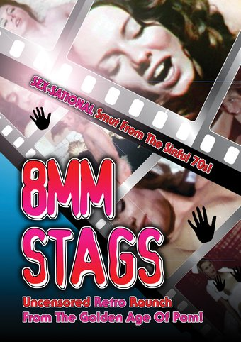 8mm Stags: 12 Original Smut Films from the Sinful