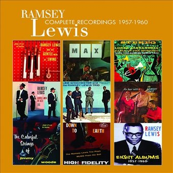 Complete Recordings 1957-1960 (4-CD)