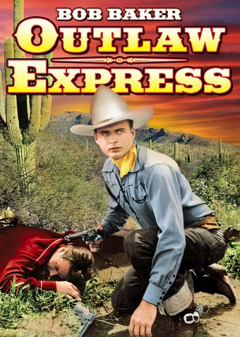 "Outlaw Express - 11"" x 17"" Poster"