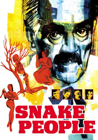 "Snake People - 11"" x 17"" Poster"