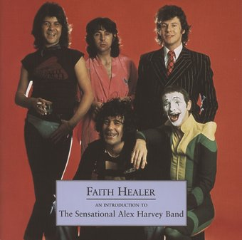 Faith Healer: An Introduction to the Sensational