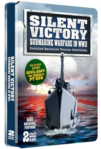 Silent Victory: Submarine Warfare in WWII (Tin